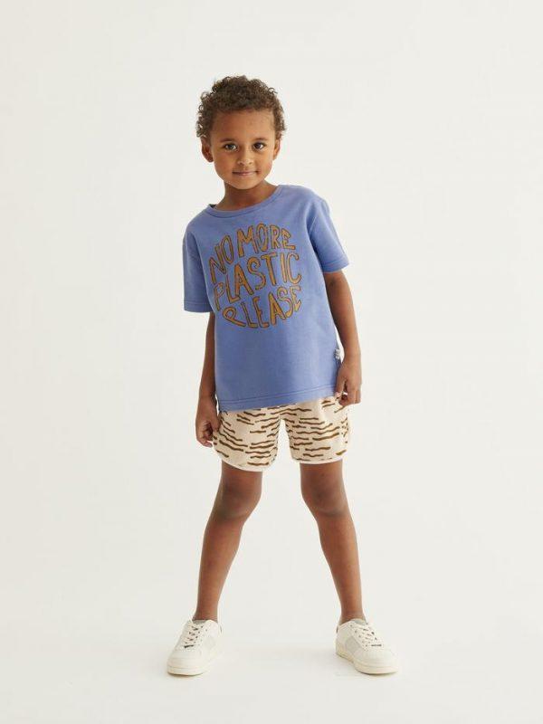 Detské froté šortky