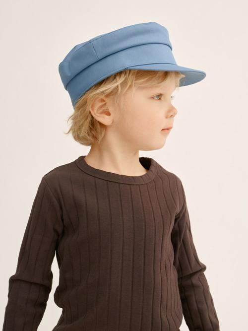 detská čiapka modrá