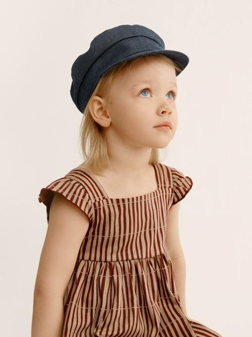 letná čiapka pre deti