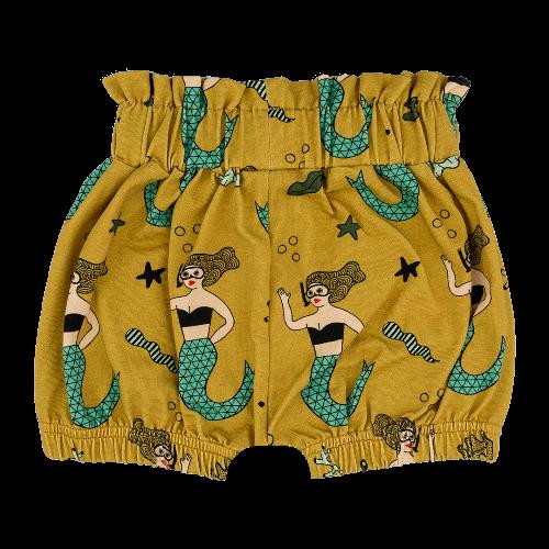 Dievčenské bloomers šortky